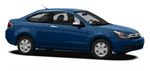 Ford USA Focus купе II 2007 - 2011