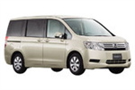 Honda Stepwagon IV 2009 - наст. время